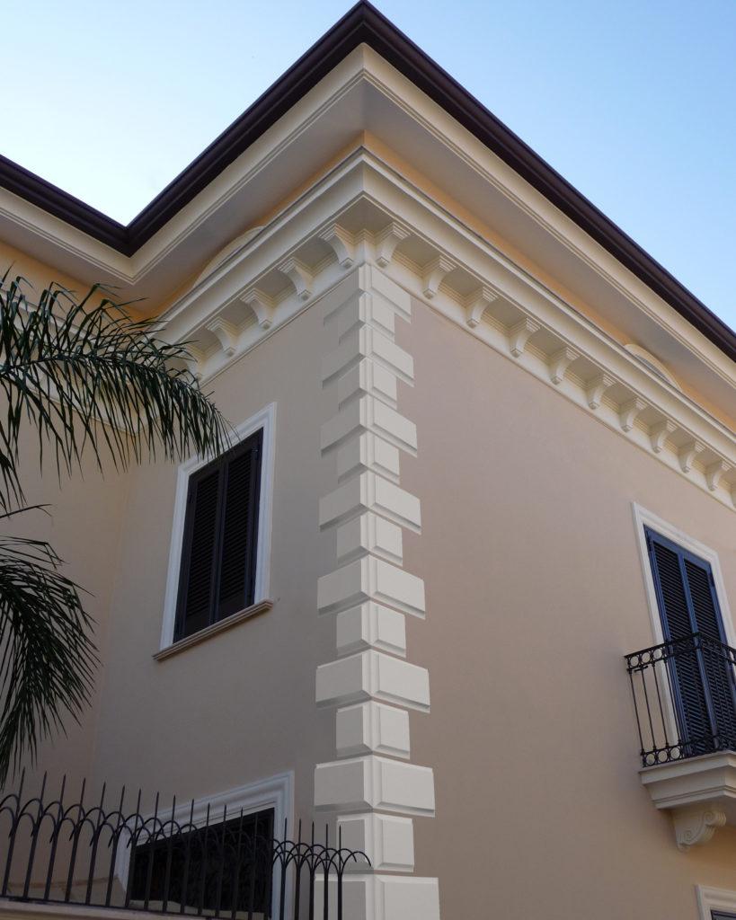 Soluzioni in polistirolo per la realizzazione di elementi - Elementi decorativi in polistirolo per interni ...